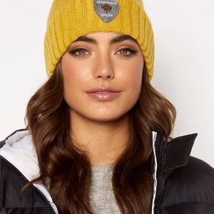 Canada Snow Laurie Beanie Yellow One size