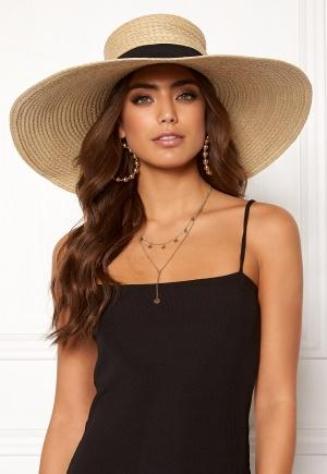 Ivyrevel Oversized Straw Hat Natural One size