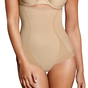 Maidenform Firm Foundations Hi-Waist Brief * Ilmainen Toimitus *