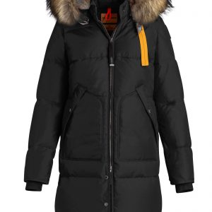 Parajumpers Naisten Untuvatakki, Long Bear Down Jacket Musta