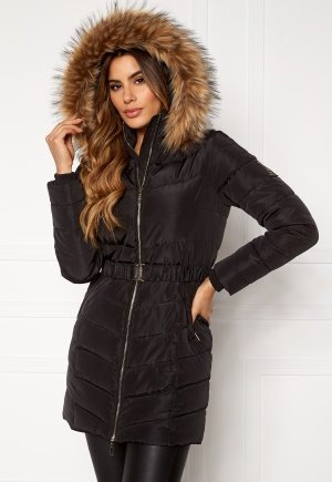 Chiara Forthi Campitello Padded Jacket Black 40