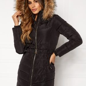 Chiara Forthi Campitello Padded Jacket Black 44
