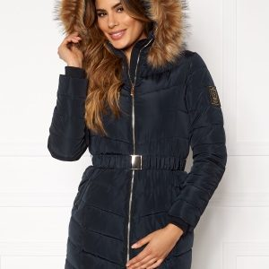 Chiara Forthi Campitello Padded Jacket Navy 42