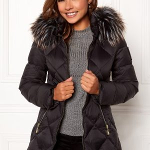 Chiara Forthi Cervina Down Jacket Black 36