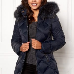 Chiara Forthi Cervina Down Jacket Navy 36
