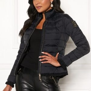 Chiara Forthi Cortina Light Down Jacket Black 34