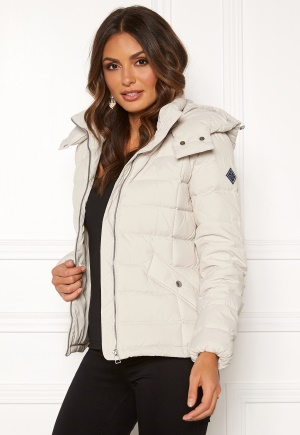 GANT Classic Down Jacket 130 Cream XL