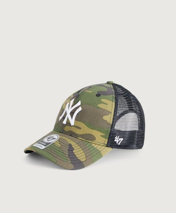 MLB New York Yankees Camo Branson '47 MVP