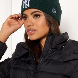 New Era Essential Cuff Knit Dark Green One size