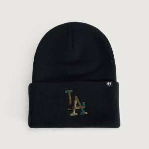 PIPO MLB Los Angeles Dodgers Caster Camo '47 CUFF KNIT