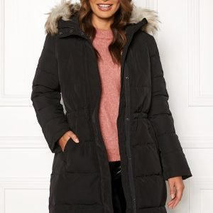 VILA California New Down Coat Black 38