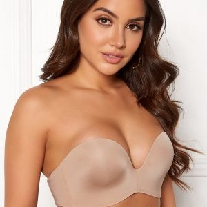 Wonderbra Perfect Strapless Bra Skin 85C