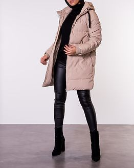 Alana Quilted Coat Nomad