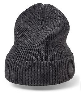 Apollo 2 Fold Beanie Dark Grey Melange