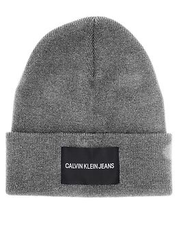 Clavin Klein Jeans Beanie Mid Grey Heather