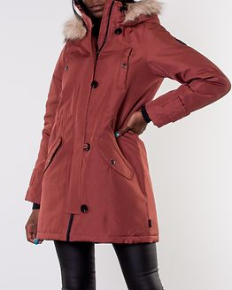 Excursion Expedition Parka Mahogany