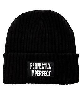 Faye Knit Hat Black/Perfectly