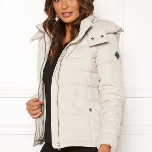 GANT Classic Down Jacket 130 Cream XS
