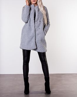 Gabi Jacket High Rise Grey