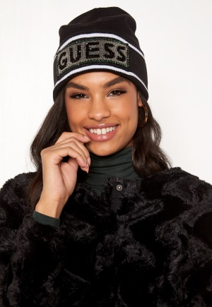 Guess Noa Hat Jet Black One size