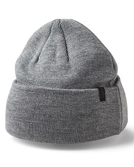 Indie Beanie Light Grey Melange