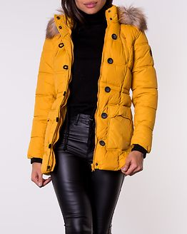 New Ottowa Nylon Coat Golden Yellow