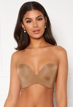 Wonderbra Perfect Strapless Bra Golden tan 80B