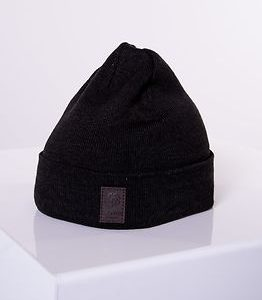 Edo Knit Beanie Black/AB Colour