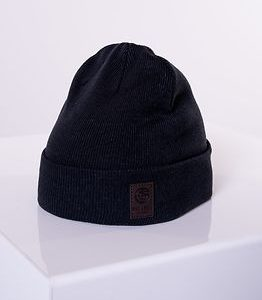 Edo Knit Beanie Dark Navy