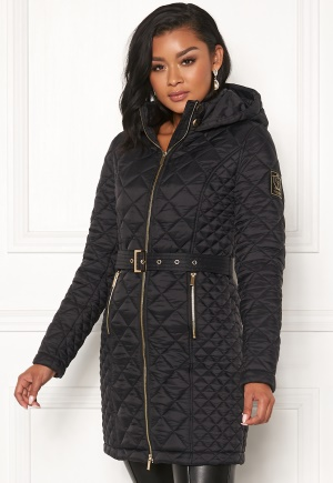 Chiara Forthi Sarraceno Quilted Jacket Black 34