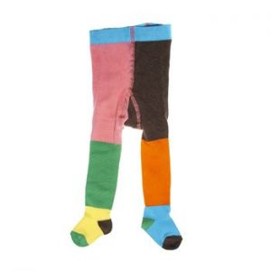 Happy socks Block Tights Stripe UPP * Kampanja *