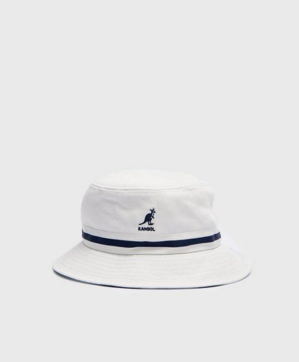 Hattu Stripe Lahinch Bucket White