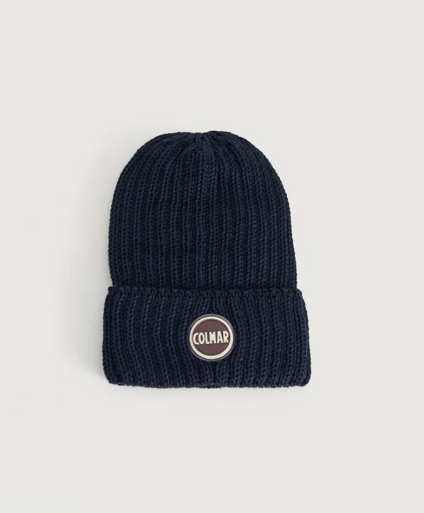 Pipo Ribbed Wool Hat