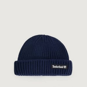 Pipo Shallow Beanie With Rubber Patch