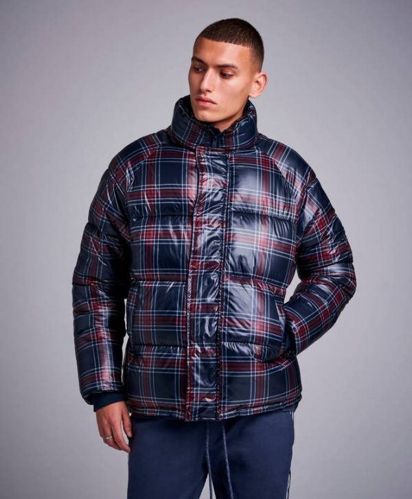 Takki André The Puffer Check