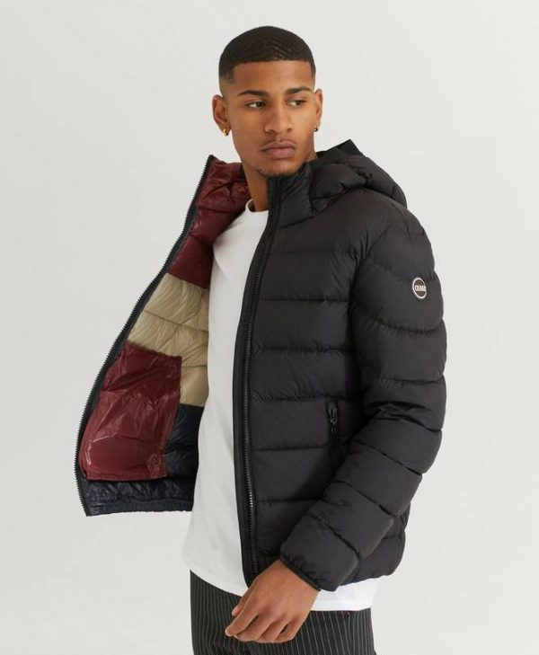 Untuvatakki Hooded Down Jacket 4TV