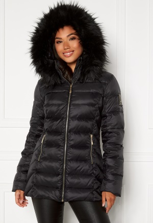 Chiara Forthi Avoriaz Down Jacket Black 34
