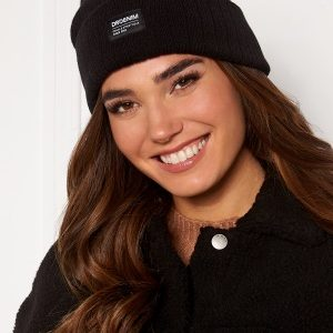 Dr. Denim Earth Beanie 101 Black One size