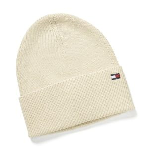 TOMMY JEANS Essential Knit Beanie Pdv Oatmeal One size