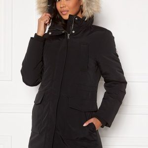TOMMY JEANS Technical Down Jacket BDS Black M