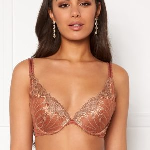 Wonderbra Glamour Triangle Bra Bronze Beauty 70A